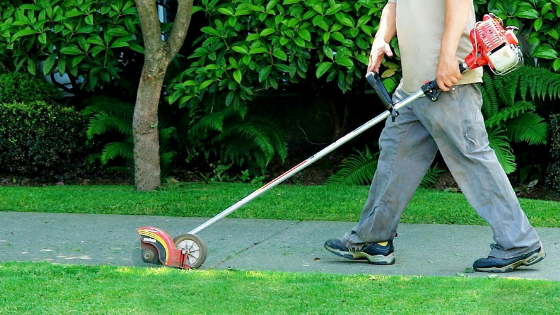 Lawn Edgers vs. String Trimmers, What the Difference?