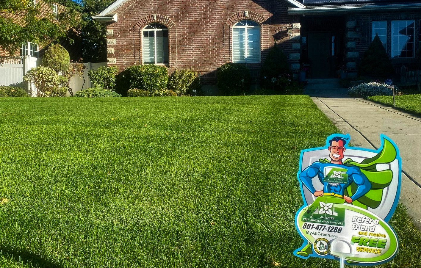 Lawn Care Services In Utah
